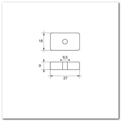 MERCURY-MERCRUISER 4T 4-9.9 HP dimensiones