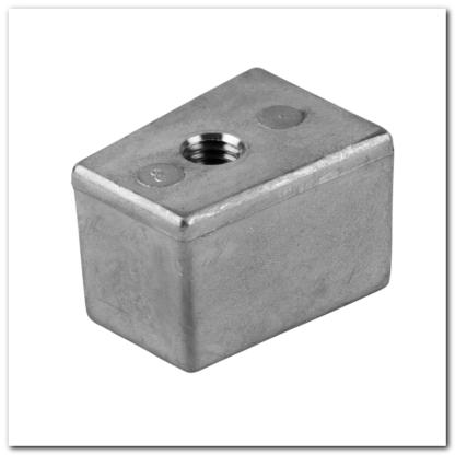 anodo cubo 40 - 50