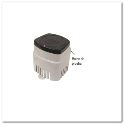 interruptor FS40 boton prueba