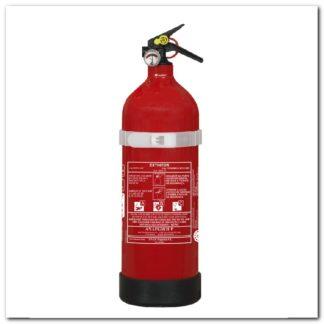 Extintor polvo anaf